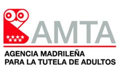 Logo de AMTA - Agencia Madrileña para la Tutela de Adultos
