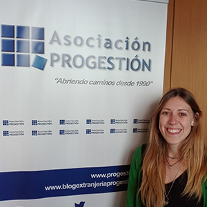 Image of Clara García from Progestión