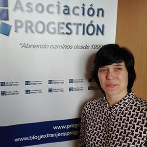 Image of Elena Serna from Progestión