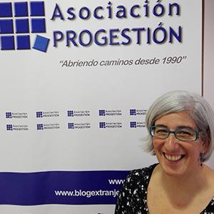 Imagen de Fátima García de la Asociación Progestión