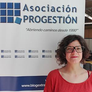 Imagen de Francesca Ricciardi de la Asociación Progestión