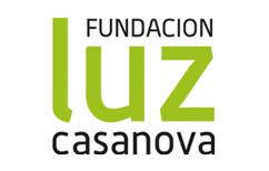 Logo Fundación Luz Casanova