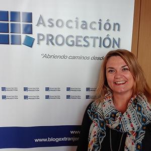 Imagen de Mari Trini Castellanos de la Asociación Progestión