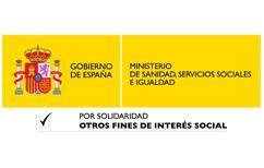 Logo de Gobierno de España - Ministerio de Sanidad, Servicios Sociales e Igualdad