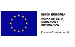 Logo Unión Europea - Fondo de Asilo, Migración e Integración