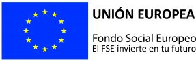 Logo Unión europea Fondo social Europeo