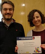 Imagen de Paloma en Red de Empresas Responsables con el VIH y el SIDA en España