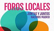 Imagen de los foros locales del distrito madrileño de Latina